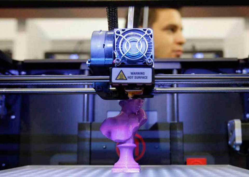 پرینتر سه بعدی چیست