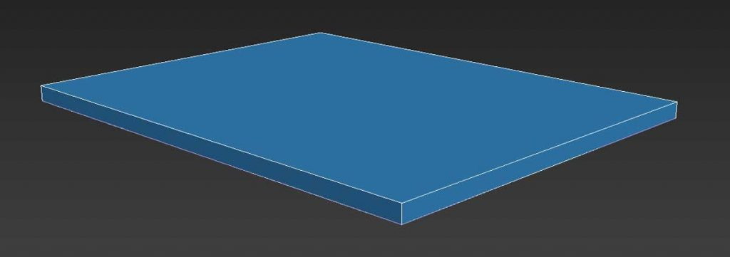 صفحه در پرینت سه بعدی