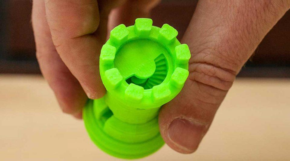 رعایت نکات در نرم افزار سه بعدی برای پرینت سه بعدی