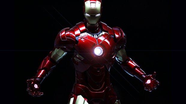 دانلود مدل سه بعدی مردآهنین
