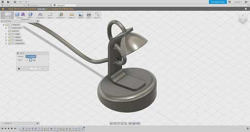 Autodesk Fusion 360 نرمافزار