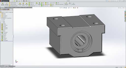 SolidWorks نرمافزار