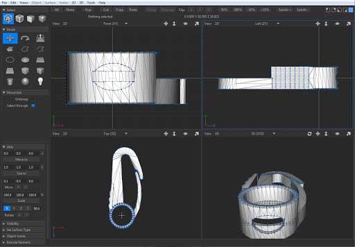 Strata 3D نرمافزار