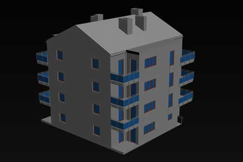 ساختمان433