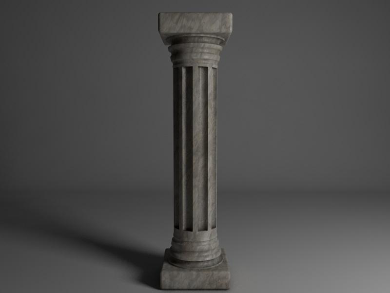 ستون کاخ