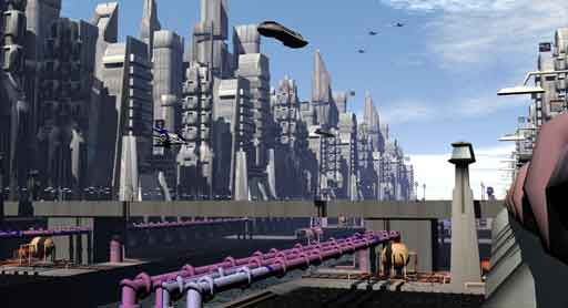 شهر رباتی