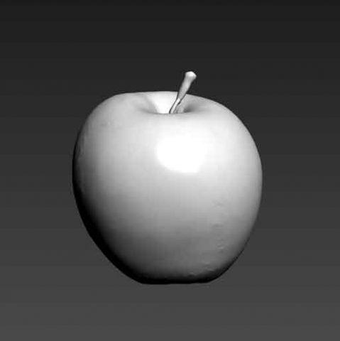 (www.swan3d.ir)سیب