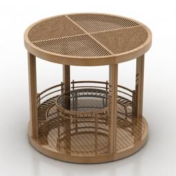 آلاچیق چوبی N290116