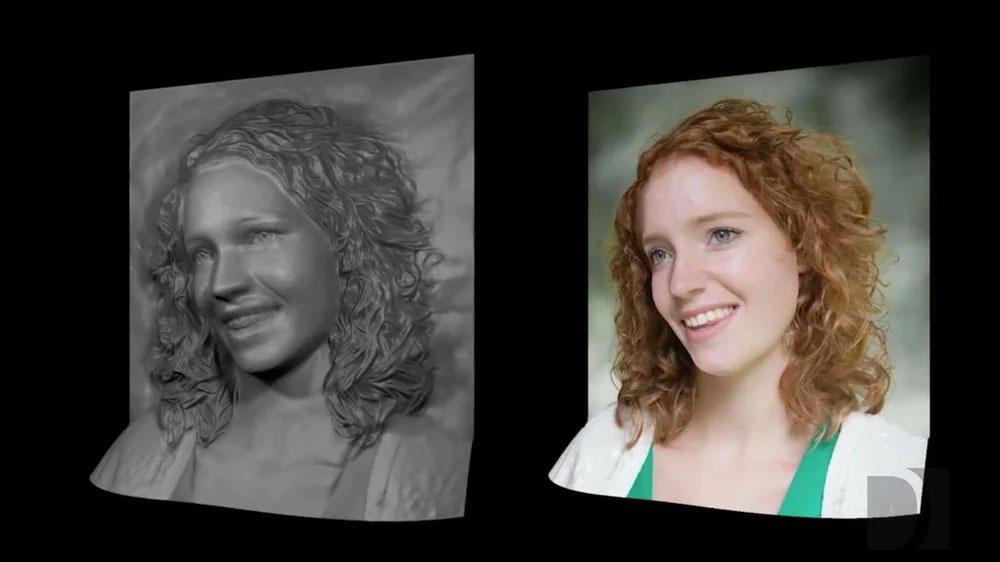 Smoothie 3D نرم افزار کاربردی جهت تبدیل یک عکس به مدل سه بعدی