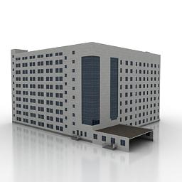 ساختمان اداری تجاری 140608