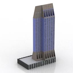 ساختمان برج اداری 251012