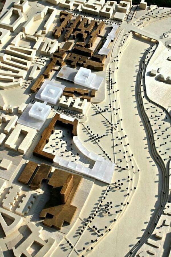 مقیاس ماکت معماری