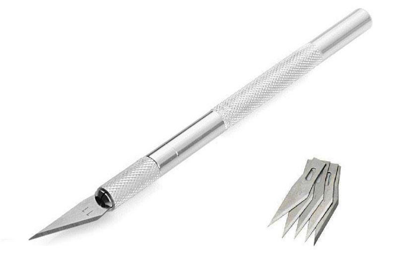 کاتر قلمی برای ساخت