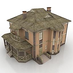 خانه ویلایی دو طبقه -110210