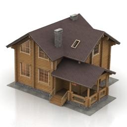 خانه چوبی -190913
