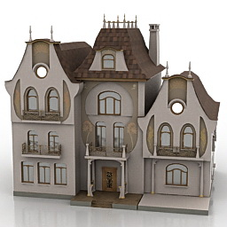 ساختمان آپارتمان مسکونی -151110