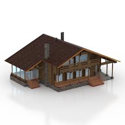 ساختمان خانه ویلایی -070116