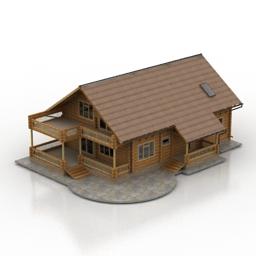 ساختمان خانه ویلایی -100114