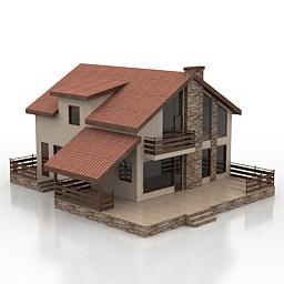 ساختمان ویلایی خانه -120111