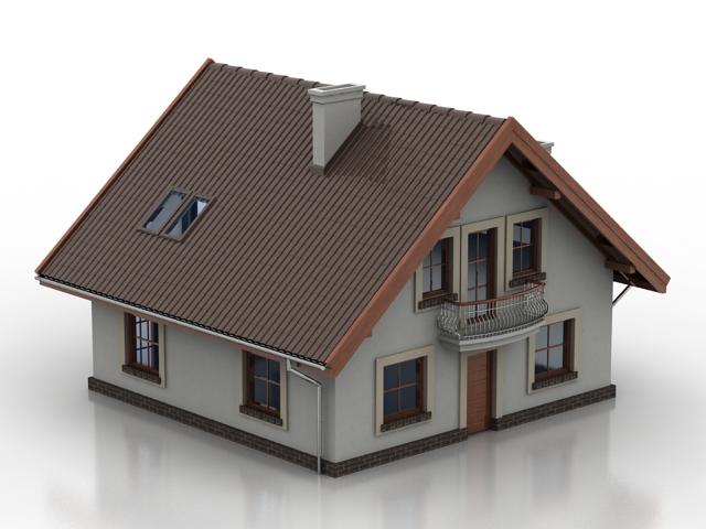 ساختمان خانه ویلایی -130614