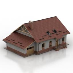 ساختمان خانه ویلایی -301014