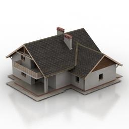 ساختمان خانه ی ویلایی -211114