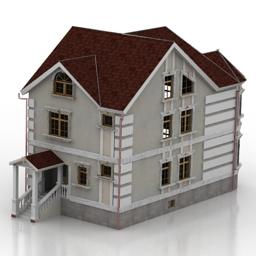 ساختمان مسکونی سه طبقه -280414