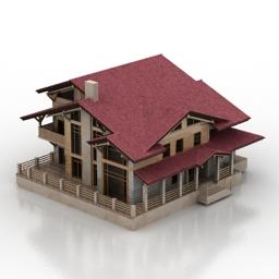ساختمان مسکونی ویلایی -140815