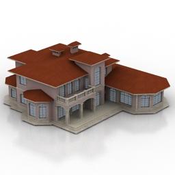 ساختمان مسکونی ویلایی -170613