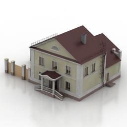 ساختمان مسکونی ویلایی -170713