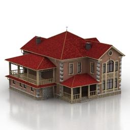 ساختمان مسکونی ویلایی -201015