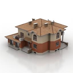 ساختمان مسکونی ویلایی -240615