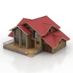 ساختمان ویلایی مسکونی -070116