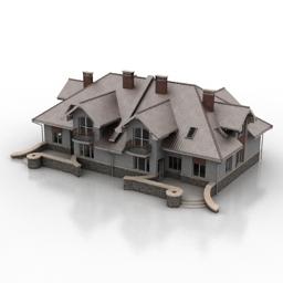 ساختمان ویلایی مسکونی -251015