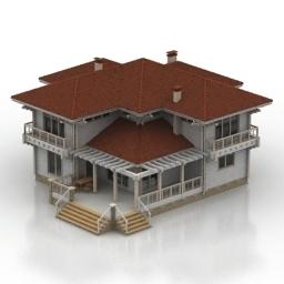 ساختمان ویلای مسکونی -290815