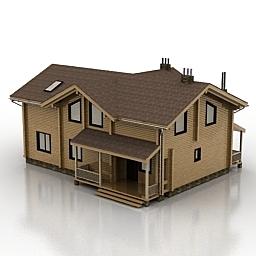 ساختمان خانه ویلایی-050710