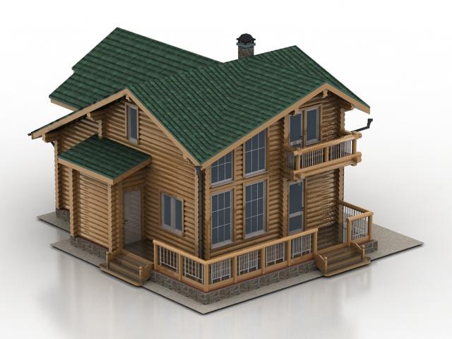 ساختمان خانه ویلایی-070214