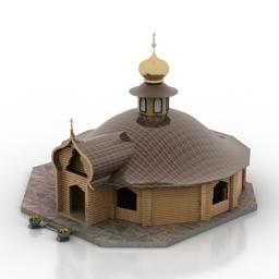 کلیسای کوچک 250914