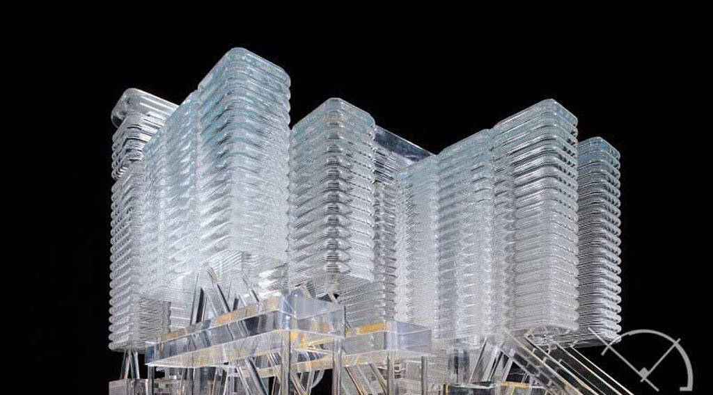 نگهداری از ماکتهای معماری