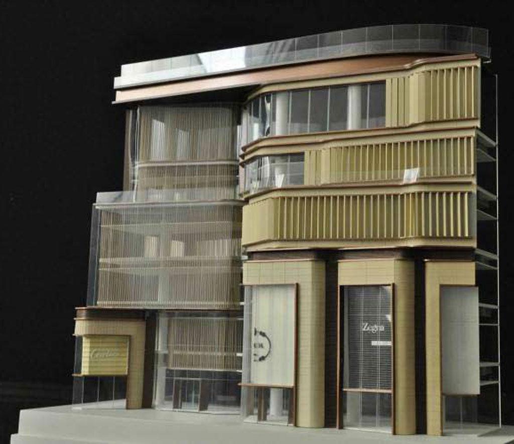 مقیاس ماکتهای معماری