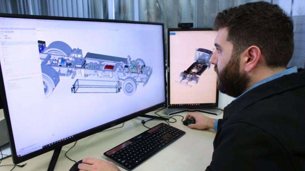طراحی قطعات خودرو